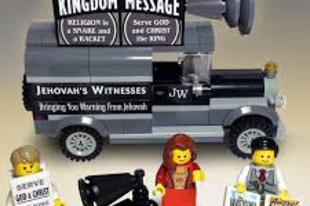 Watchtower v.s. Szentszellem, ismét újratöltve reload 144 000.0