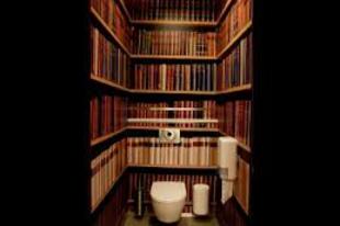 Olvasók kérdései: Szabad-e wc-n bibliát olvasni?