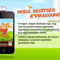 Kertészkedés 2.0 - Növénygondozás mobilon
