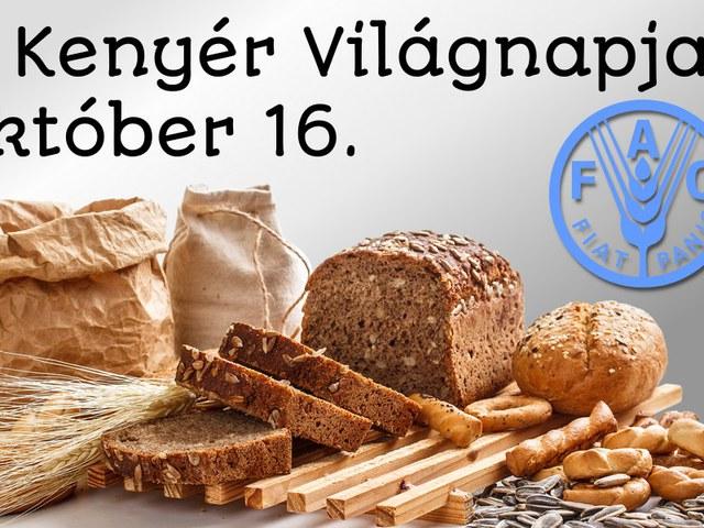A kenyér világnapja