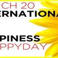 A Boldogság Nemzetközi Napja