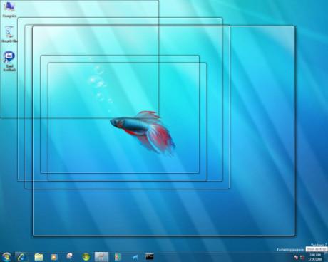 Windows 7 beta OS
