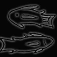 A Halak csillagjegy ábrázolása az egyiptomi zodiákusokon - ISE asztrológiai program