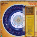 Inner Sky Electrum szinoptikus asztrológiai program