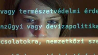 Az adatkérő lány