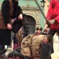 Az első lengyel ateista újrakivégzése (videó)