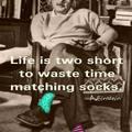 A páratlan zoknikból vett istenérv