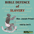 A rabszolgaság bibliai védelme és Noé átka