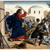 Az agresszív Jézus
