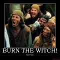 Hogyan üldözd keresztényi módon boszorkányodat?!