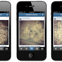 Hipszter háború: drónok az Instagramon