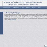 Leminősítette az európai akkreditációs szervezet a MAB-ot