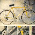 Jenő on the Road - DIY biciklifelújítás