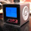 mp3-ketyere - a legkisebb muzsikáló kocka