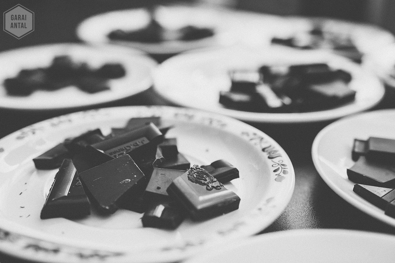 Fekete-Fehér Február 28/25: Fekete csoki