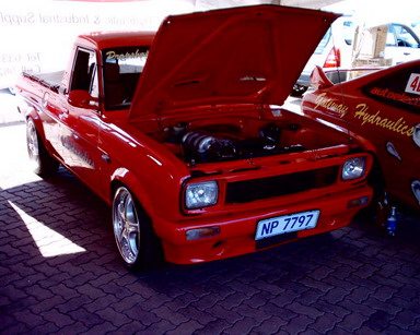 stock nissan champ modified nissan 1400 bakkies