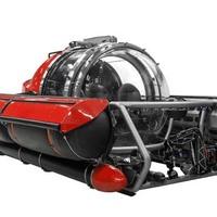 Magán-tengeralattjáró félmilliárdért