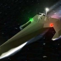 Ilyen lesz a tengeralattjáró-vadász robot