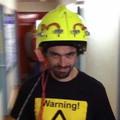 Vibráló sisak tűzoltóknak