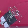 A falnak is nekimehet a svájci robothelikopter