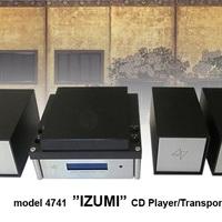 Egy futómű meg három tápegység - 47 Lab Izumi