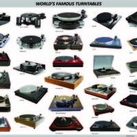 AudioWorld  Nagy Lemezjátszó Poszter