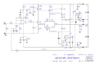 Quad 405 végfokozat, ahogy még sohasem ismertük.  Második rész.