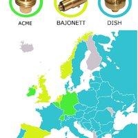 Autógázzal Európában 2. rész - Tankolás