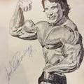 Arnold Schwarzenegger Budapesten