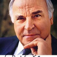 Helmut Kohl autogramosztási szokásai