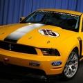 A Főnök visszatér: Boss Mustang