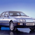 Ford Sierra amcsi módra - Merkur