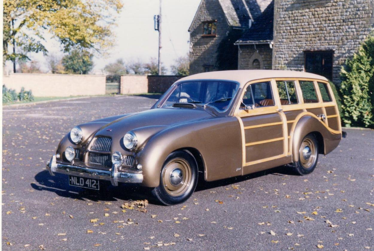 1946 Allard J1 | Antique Car Magazine