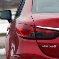 Mazda 6 dízel-automata