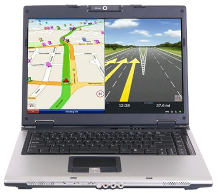 gps laptop