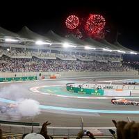 F1 Arab Nagydíj különdíjak