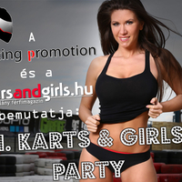 Karts & Girls pénteken a Westendben