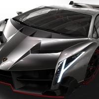 Mi ez a Veneno,  Lamborghini?!?