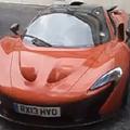 Breaking: McLaren P1 Fehérváron, MOST!