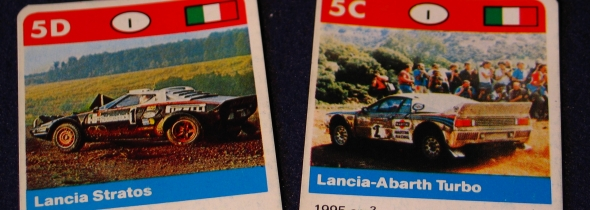 Lancia Startos & 037