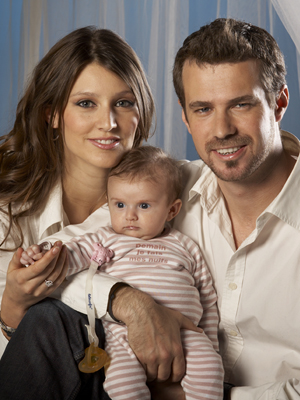 Photo of Tiago & his  Daughter  Mel