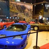 A Retromobile még mindig a világ legelitebb autóbörzéje