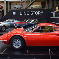 50 éves a Ferrari Dino
