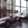 Az Audi múzeum kötelező zarándokhely a márkarajongóknak