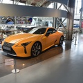 Pillanatképek: múzeális Lexus LC az Autoworldben