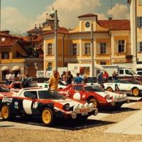 Zseniális videó a Lancia Stratosról
