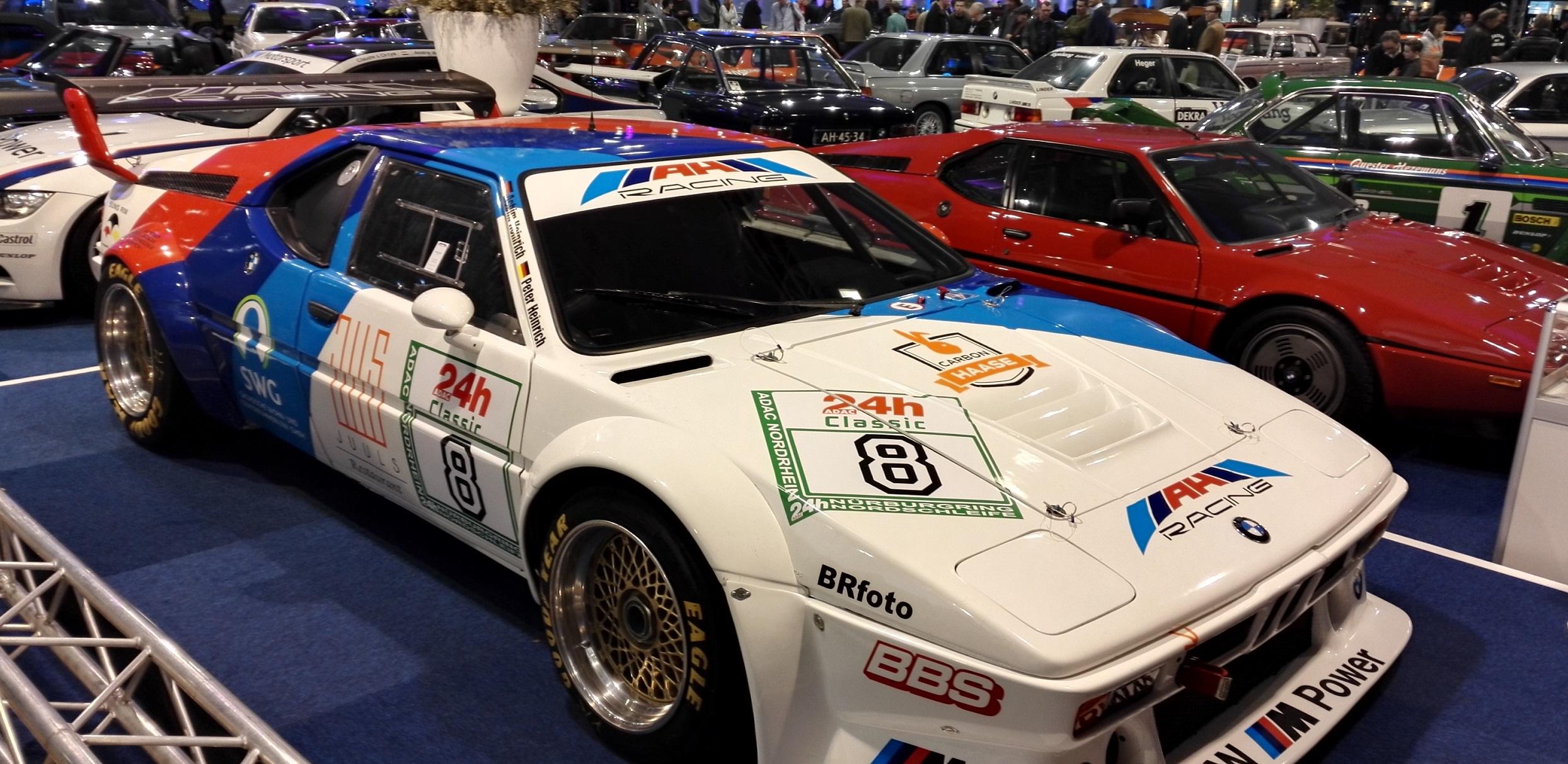 Az ünnepelt :) Ez évben a tematikus márka a BMW lett.
