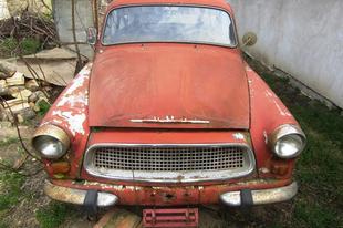 Csongrád: Skoda Octavia Combi '63