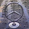 A mercis a parkolóban is király