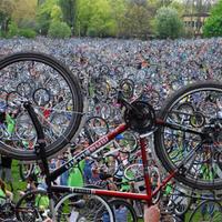 Kikerülheted a Critical Mass biciklis felvonulást!